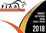 FIAA - Logo - Finalist_Best Kitchen $60,