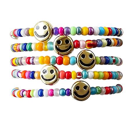 Smiley Bracelets