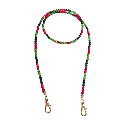 Kwanzaa Mask Chain