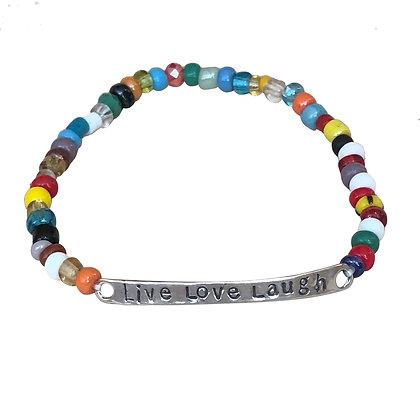 Multicolor – Live, Love, Laugh