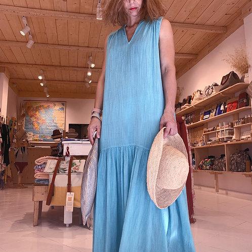 Long Mint Dress by Devotion Twins