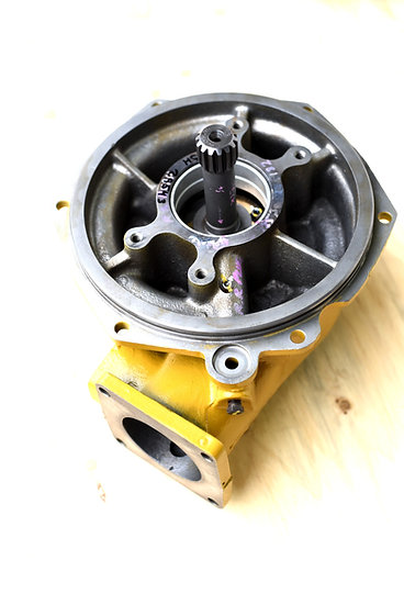 ANCILLARY COMPONENTS - AUX WATER PUMP
