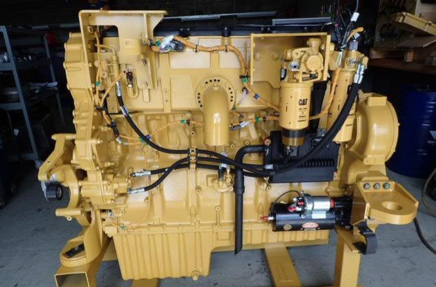 Cat 24M B9K C18