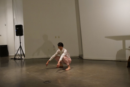 2017 Itinerant Performance Art Festival, New Yrok City  攝影 Photography/Alan Tan
