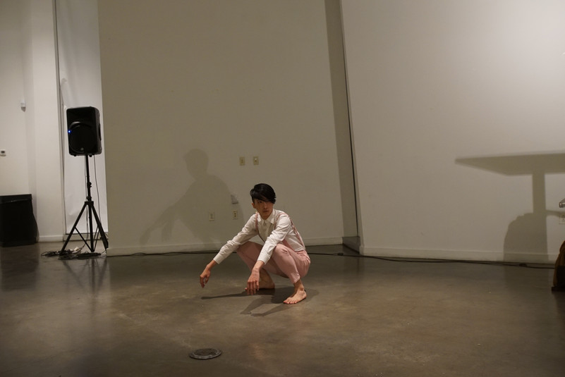 2017 Itinerant Performance Art Festival, New Yrok City  攝影 Photography/Alan Tan