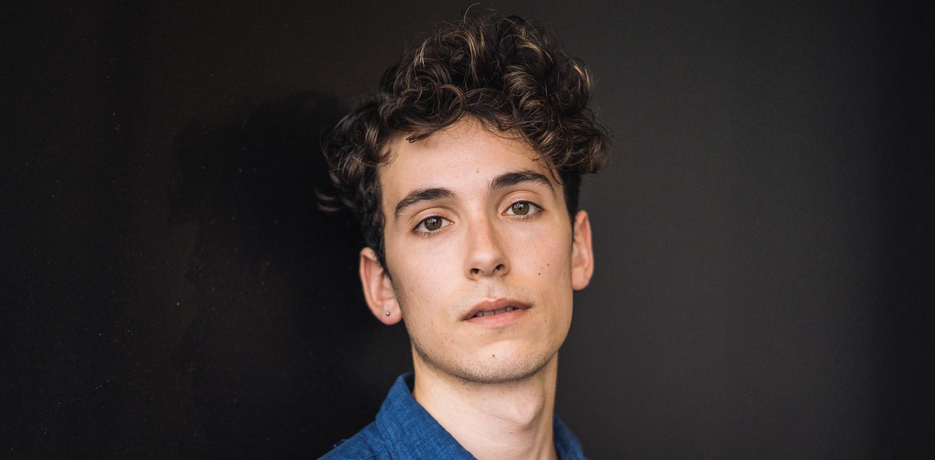 模特 Model/ Julian Shapiro-Barnum  二零一九五月 201906  New York City 紐約市, United States 美國