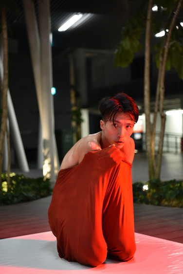 10th Biennial Xposition 'O' Contemporary Dance Fiesta, Global Solo Contemporary Dance Night, 新加坡 Singapore  表演者 Performer|江峰 Jiang Feng 攝影 Photography|Odyssey Dance Theatre Ltd  二零一九年十月 201910