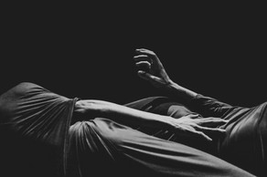 Crest: 1st Annual Creature Fest, LATEA Theater, 紐約市 New York City  表演者 Performer|江峰 Jiang Feng、Hunter Sturgis 攝影 Photography|Natalie Deryn Johnson  二零一九年五月 201905