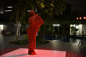 10th Biennial Xposition 'O' Contemporary Dance Fiesta, Global Solo Contemporary Dance Night, 新加坡 Singapore  表演者 Performer|江峰 Jiang Feng 攝影 Photography|Odyssey Dance Theatre Ltd  二零一九年十月 201910