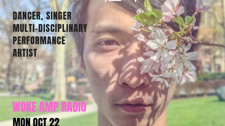 On WOKE RADIO with Jaguar-Mary X