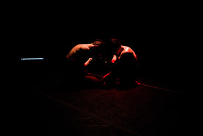 WAXworks, Triskelion Arts, 紐約市 New York City  表演者 Performer|江峰 Jiang Feng、Hunter Sturgis 攝影 Photography|Andy Ribner Photography  二零一九年五月 201905