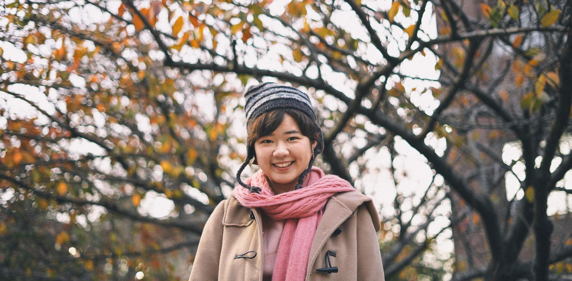 模特 Model/俞斯敏 SzuMin Yu