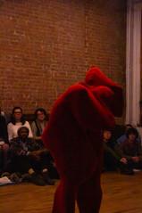 7MPR Themed Dance Theater, Arts on Site, 紐約市 New York City  表演者 Performer|江峰 Jiang Feng、Reginald Webber Jr. 攝影 Photography|Christine Abbate  二零一九年二月 201902