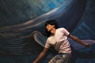 模特 Model|江峰 Jiang Feng 攝影 Photography|伊娃  Telaio Artist 逃脫畫室,永和 Yonghe,新北市 New Taipei City,臺灣 Taiwan  二零二一年一月 202101