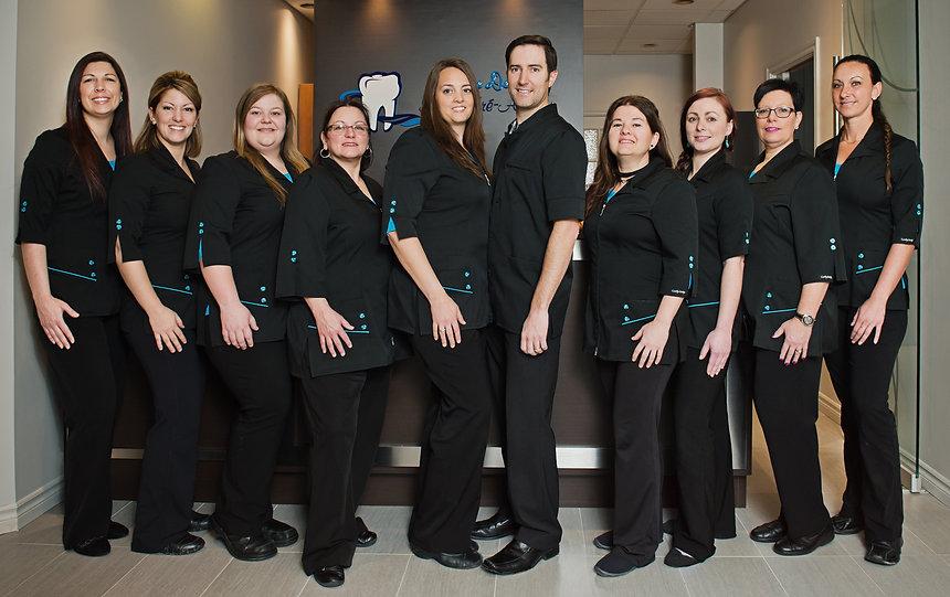 Clinique dentaire St-André-Avellin - équipe