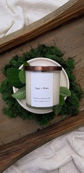 Sage + Moss