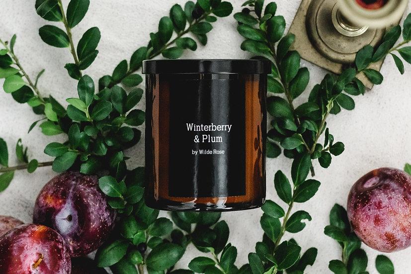 Winterberry + Plum