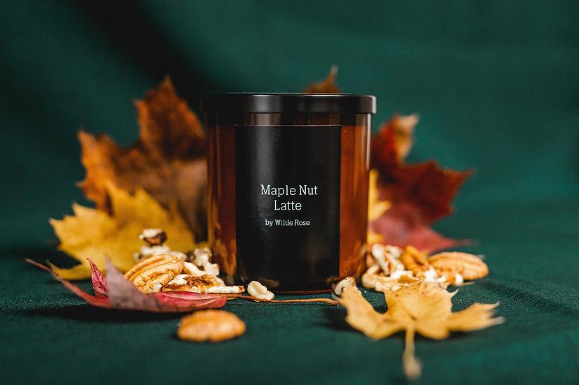 Maple Nut Latte
