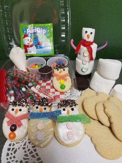 Snow Day Cookie Kit