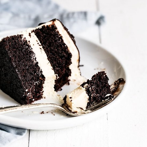 Guinness Chocolate Cake with Irish Buttercream Frosting