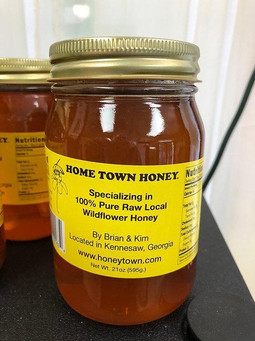 Hometown Honey 21 oz