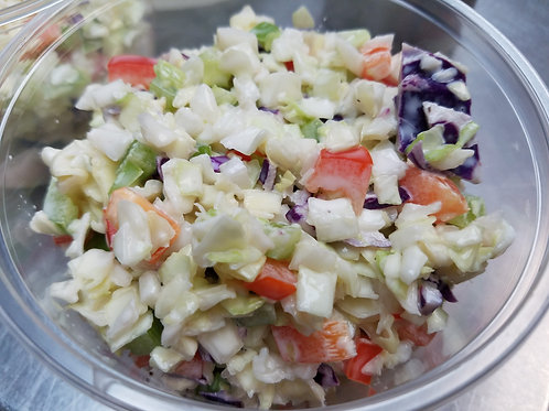 Chopped Buttermilk Coleslaw