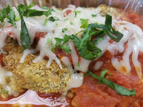 Chicken Parmesan Family Meal With Sides