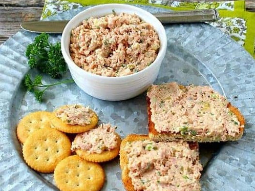 Devilled Ham Salad