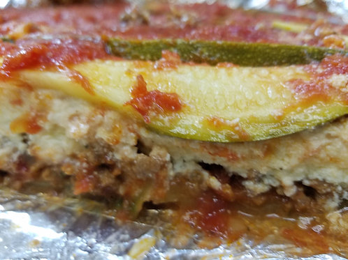 """Healthy Start"" Zucchini Lasagna"
