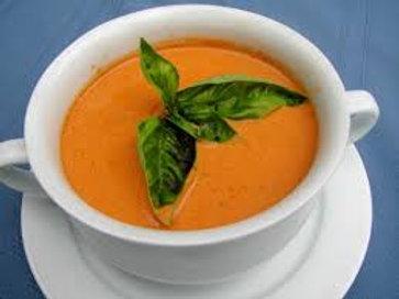 Tomato Cream Bisque