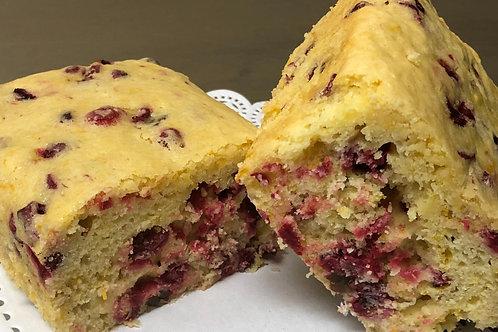 Orange Cranberry Bread or Muffins