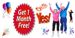 Yes One Month Free