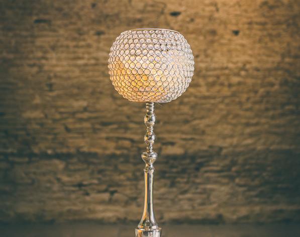 Crystal Globe Table Centrepiece Decoration