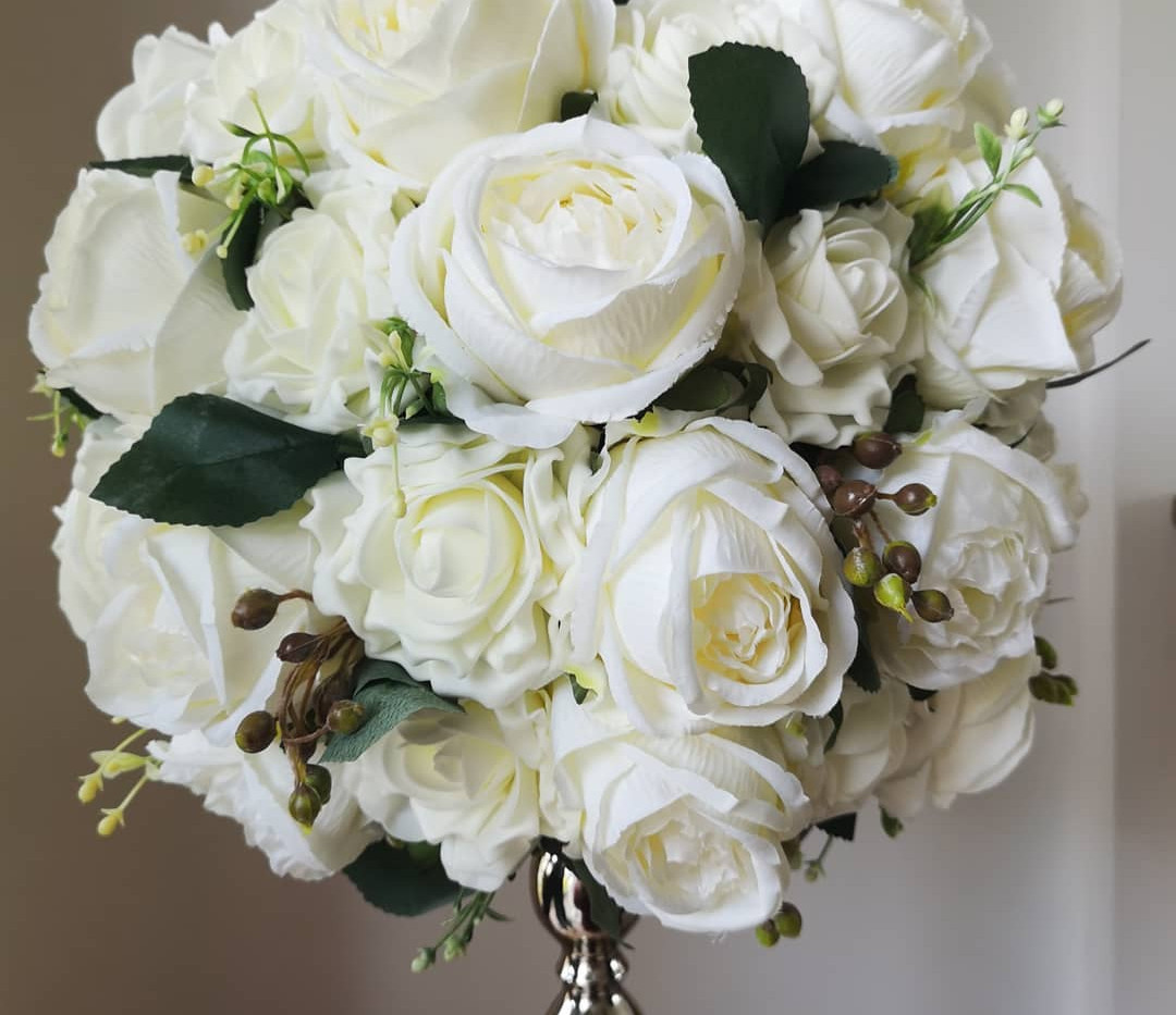 Rose Floral Ball Centrepiece / Venue Styling