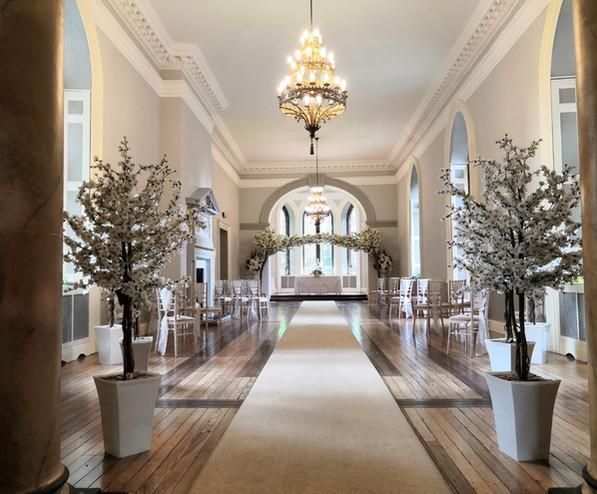 Blossom Canopy Tree Wedding Styling Hire