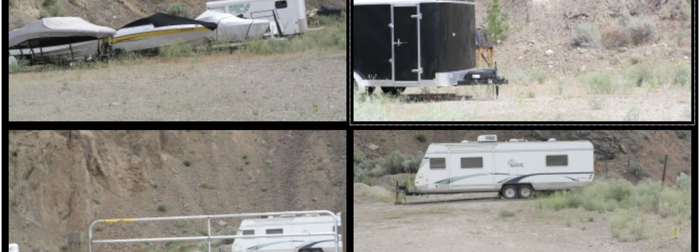 Secured RV Parking