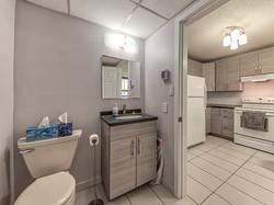 Main Floor Bath / Laundry