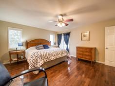 Bright Spacious Master Bedroom