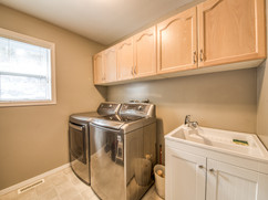 Great Sized Laundry Room