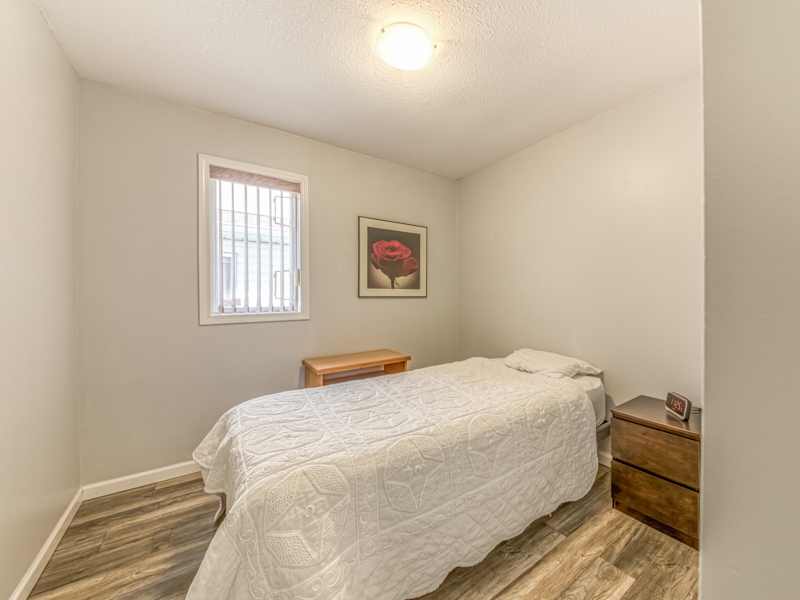End Bedroom