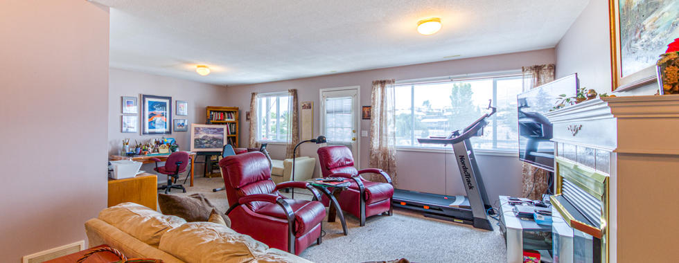 A Lovely Large Family Room