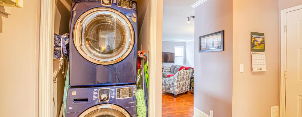 Laundry on the Main