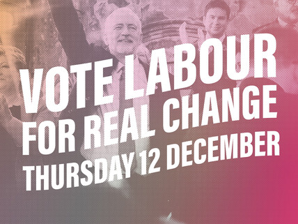 Why I'm voting Labour