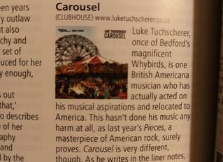 A couple more Carousel reviews!
