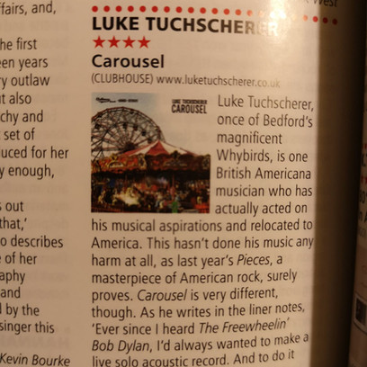A couple more Carousel reviews!