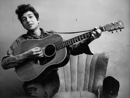 Luke's Dylan playlist