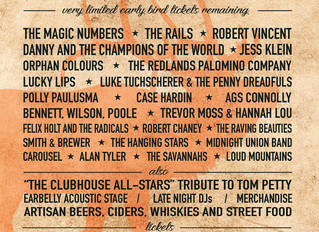 Luke announced for Ramblin' Roots!
