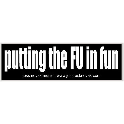 FU Sticker