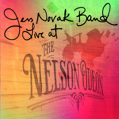 Jess Novak Band Live at The Nelson Odeon