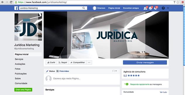 Marketing Jurídico_Facebook_Jurídica Marketing